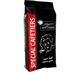 Café en grains tunisien Special Cafetiers - 1kg - Cafés Ben Yedder