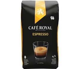 Café en grains Espresso - Café Royal  - 1kg