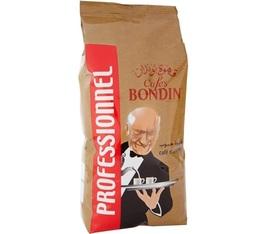 Café en grains tunisien Professionnel - 1kg - Cafés Bondin