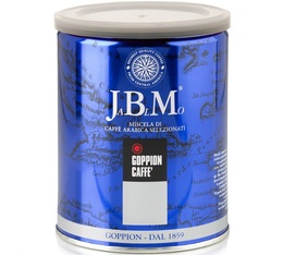 Goppion Caffè JBM coffee beans - 250g tin