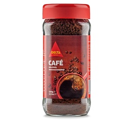 Delta instant coffee 100g - Delta Cafés