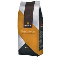Café en grains Cafés Candelas Etiqueta Negra - 1kg