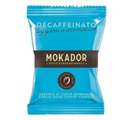 Capsules MyCaffe Deca x50 (capsules FAP) - Mokador Castellari