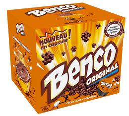 Capsules compatibles Nescafe®Dolce Gusto® 16 capsules - Benco