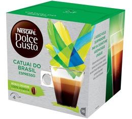 16 capsules Nescafe Dolce Gusto Catuai Do Brasil