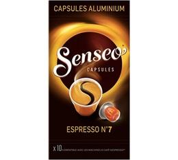 Senseo 'Espresso N°7' aluminium capsules for Nespresso x 10