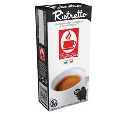 Caffè Bonini Ristretto capsules compatible with Nespresso® x10