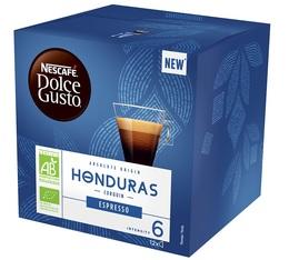 12 capsules Espresso Honduras Bio - Nescafe Dolce Gusto