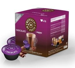Capsules compatibles Nescafe® Dolce Gusto® Oquendo Mepiachi Chocolate x 16