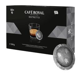 Café Royal Ristretto office pads for Nespresso® Professional