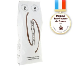 Café champion de France Torréfacteur 2010 - 1 Kg Grains - Jérôme Michel