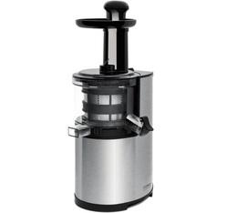 Extracteur de jus SJ200 Slow Juicer Inox brossé - Caso