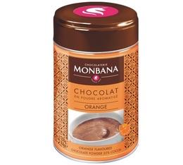 Monbana orange-flavoured cocoa powder - 250g