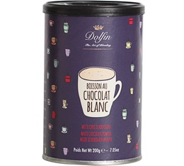 White chocolate powder - 200g - Dolfin