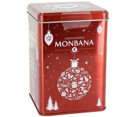 Chocolat en poudre de Noël Aromatisé Pain d'épices - Monbana