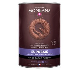 Monbana Suprême Italian-style hot chocolate - 1 kg