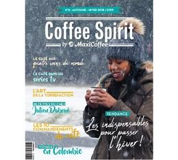 Magazine Coffee Spirit numéro 6 - Automne - Hiver 2018