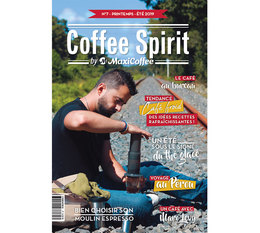 Coffee Spirit #7 édition Printemps - Eté 2019