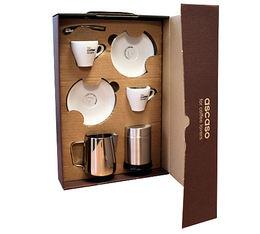 Barista gift box by Ascaso