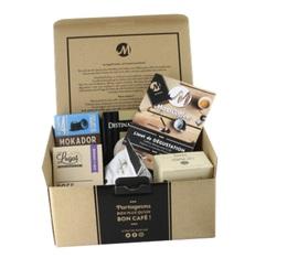 Découvrez votre café préféré - Coffret Découverte capsules compatibles Nespresso® (6x10)
