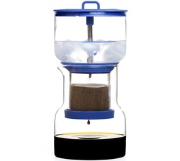 Blue Cold Bruer Slow Drip Cold Brew coffee maker