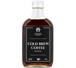 Authentik Bordeaux Cold Brew Coffee - Original recipe - 200ml