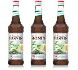 Concentré Monin - Thé Vert - 3 x 70 cl