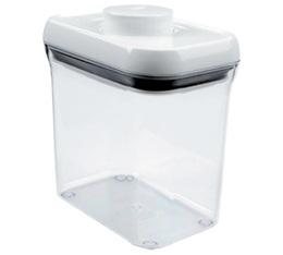 Boite à café hermétique POP en plastique transparent 400g/1.4L - Oxo