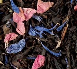 Dammann Frères Coquelicot Gourmand flavoured black tea - 100g loose leaf tea