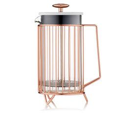 Barista & Co Corral copper French Press - 8 cups/1 litre