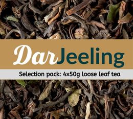 Darjeeling Tea selection pack (4 x 50g) - Exclusive to MaxiCoffee