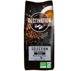 Café en grains bio 100% Arabica Sélection - 1kg - Destination
