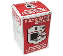 Puly CLEANER® : Détartrant pour machine à café 10 x 30 g.