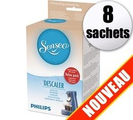 1 boîte de 8 Détartrants Senseo HD7012 (Produit officiel) Philips