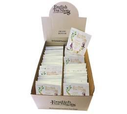 Tisane Detox me - 50 sachets Pyramides individuels - English Tea Shop