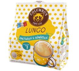 Columbus Café & Co Lungo coffee pods for Senseo x24
