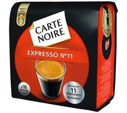Carte Noire Espresso N°11 coffee pods for Senseo x 36