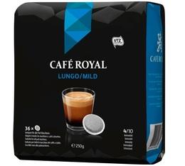 Lungo coffee pods x36 - Café Royal