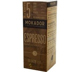 Mokador Castellari Espresso Huehuetenango ESE pods x 20
