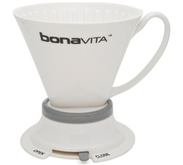 Dripper Bonavita 4 tasses porcelaine