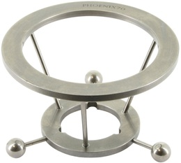 Saint Anthony Industries Phoenix 70 stainless steel dripper