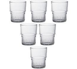 DURALEX stackable glasses - 6 x 200ml