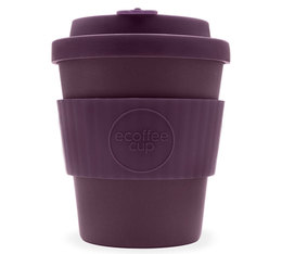 Mug à emporter Ecoffee Cup Sapere Aude 25 cl - Violet