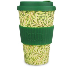 Reusable Mug Ecoffee cup Willow 40 cl - William Morris edition