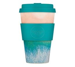 Mug Ecoffee Cup Porthcurno 40cl édition Surfer Againt Sewage