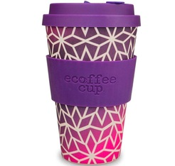 Ecoffee cup Reusable & Biodegradable mug - Stargrape
