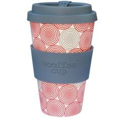 Mug Ecoffee cup Swirl 40 cl