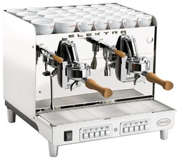Machine expresso professionnelle Elektra Sixties T3 - 2 Groupes
