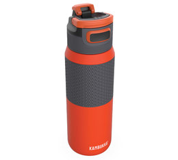 Bouteille isotherme Elton Insulated - Orange - 75 cl - KAMBUKKA