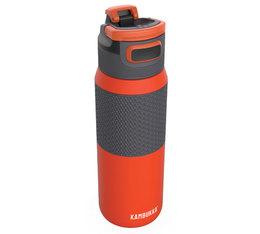 KAMBUKKA Elton orange insulated water bottle - 750ml